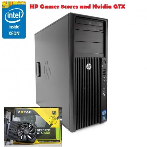 Station HP Gaming