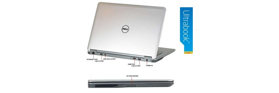 Ultrabook Dell latitude