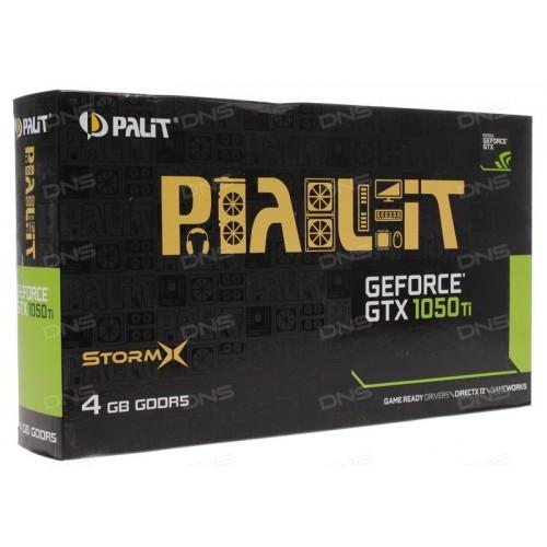 """Nvidia GTX 1050 Ti 4go dédié """"PALIT"""""""